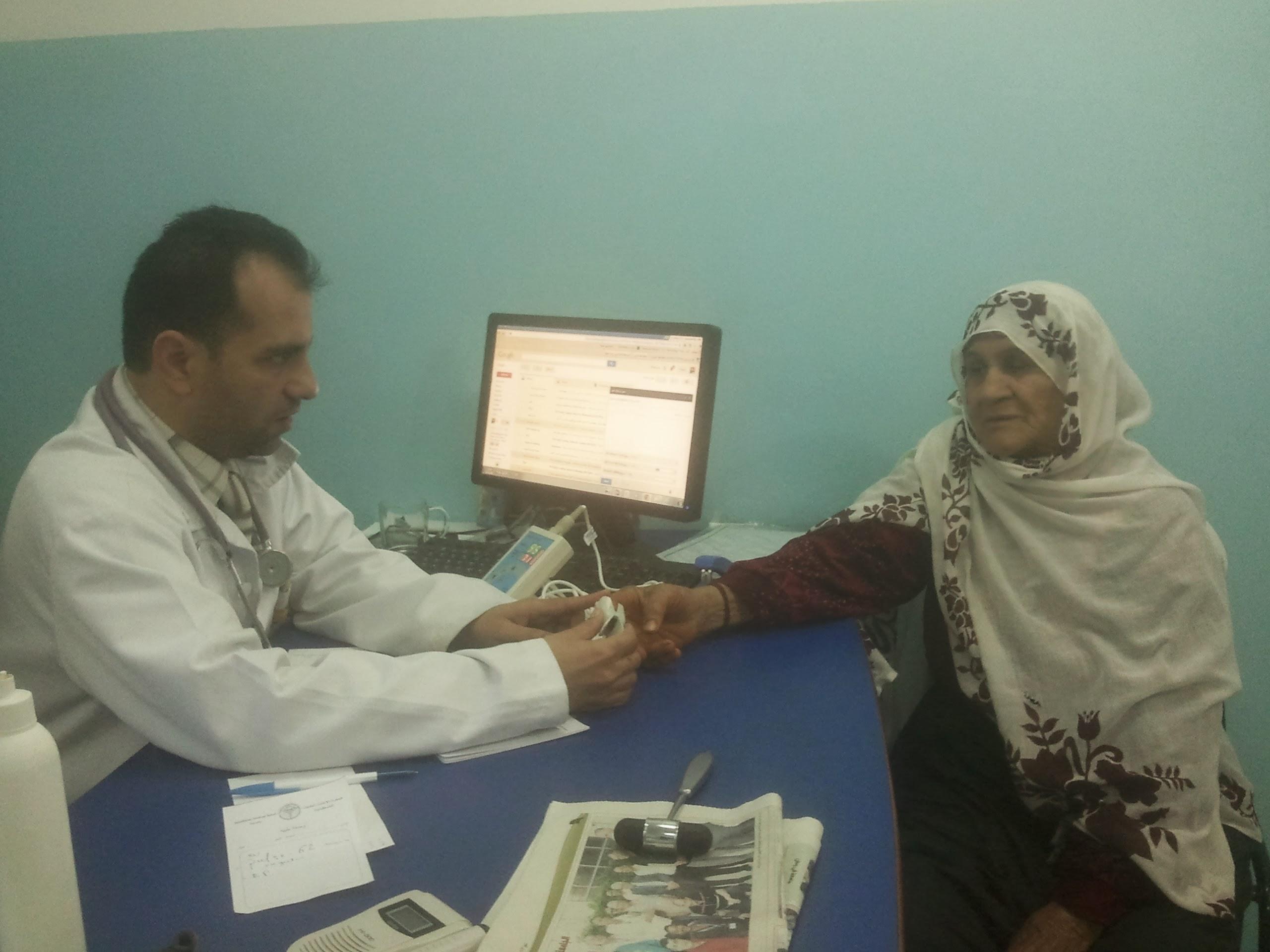 VN: Gezondheidszorg in Gaza staat op instorten