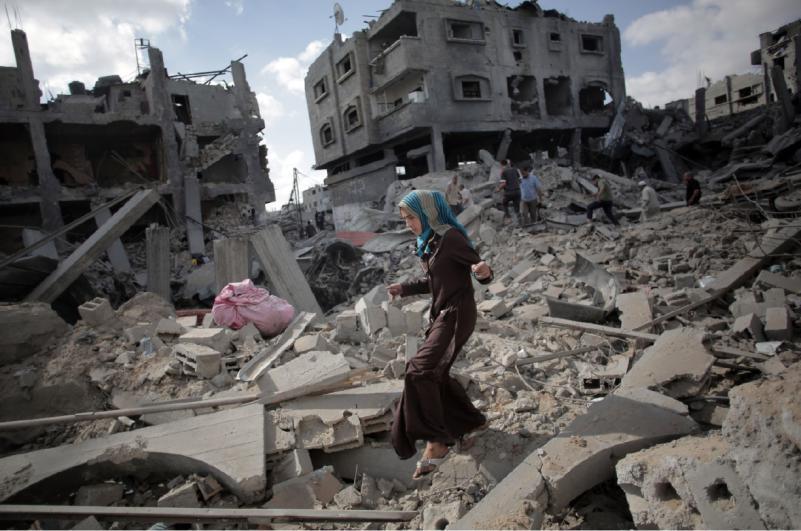 Tweede dag in Gaza: dodental naar 25