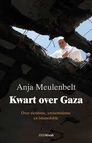 voorkant Een kwart Gaza