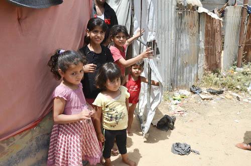 Reisverslag Anja Meulenbelt in Gaza