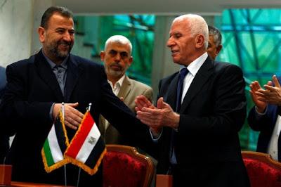 Palestijnse fracties: voor eind 2018 verkiezingen voor President, Parlement en PLO