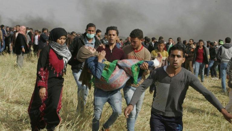Persverklaring n.a.v nieuw bloedbad in Gaza