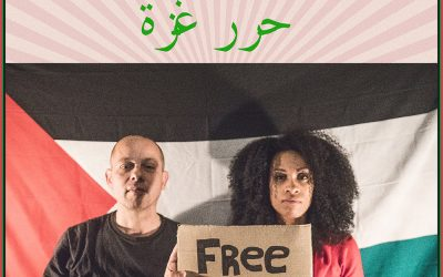 "Groninger muzikant brengt single en clip ""Free Gaza"" uit"