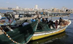 factsheet over situatie Gazaanse vissers laat ernstige schendingen zien
