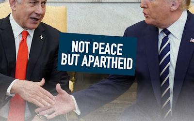 Amerikaans 'vredes'plan betekent eenzijdige inlijving van Palestijns land