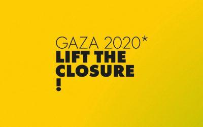Virtuele actieweek van solidariteit: Gaza 2020 – beëindig de blokkade