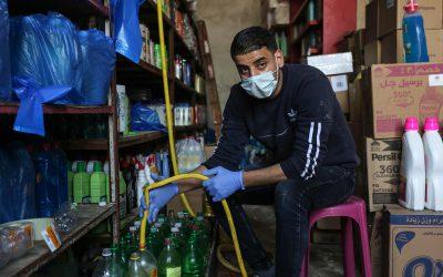 Het aantal zelfmoorden onder de wanhopige jongeren in Gaza neem toe