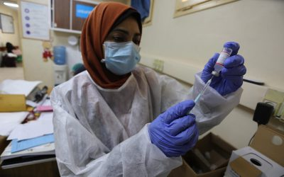 Het COVID-19 vaccin: weer een lelijk voorbeeld van Israëlische apartheid