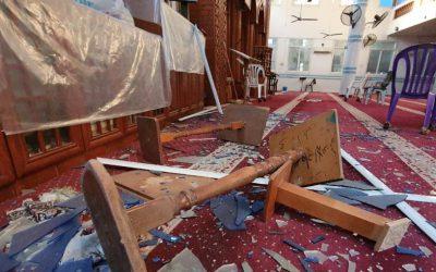 Kinderziekenhuis, gehandicaptencentrum beschadigd bij Israëlische aanval op Gaza