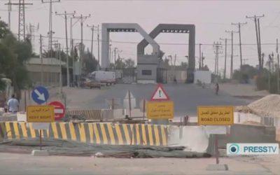 """Egypte opent grens met Gaza voor """"onbepaalde tijd"""""""
