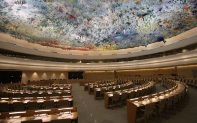 Neergeschoten arts uit Gaza keert terug naar de VN-Mensenrechtenraad om verantwoording te eisen