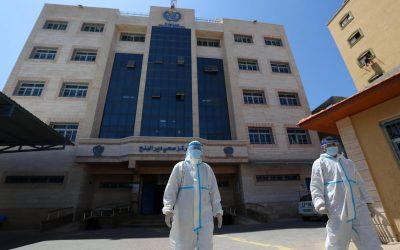 COVID-19-gevallen nemen toe, vaccinatiegraad in Palestina nog steeds laag nu de ramadan nadert