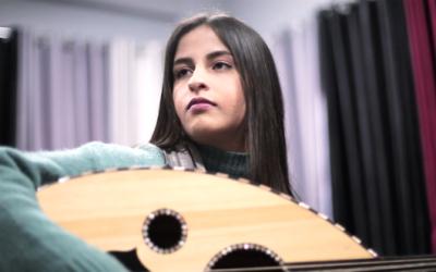 """Video: """"Er zou in ieders leven muziek moeten zijn"""""""
