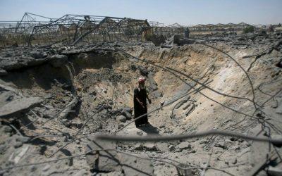 Gaza drie maanden na de luchtaanvallen: '70 procent ligt nog steeds in puin'